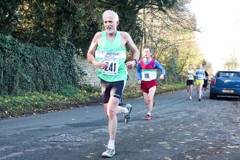 Eynsham 10K Runner